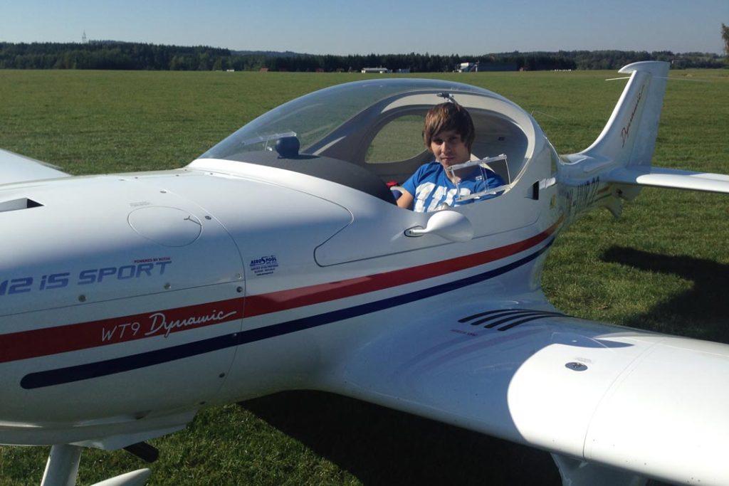 Let Dynamicem, Aerospol Prievidza