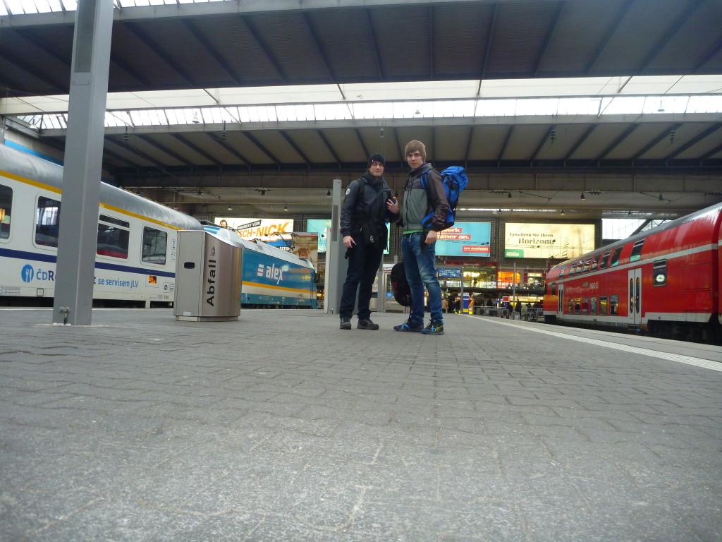 nádraží bayern munchen
