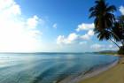 luxusní pláž na ko samui