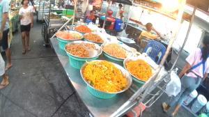 trh s jidlem koh phangan