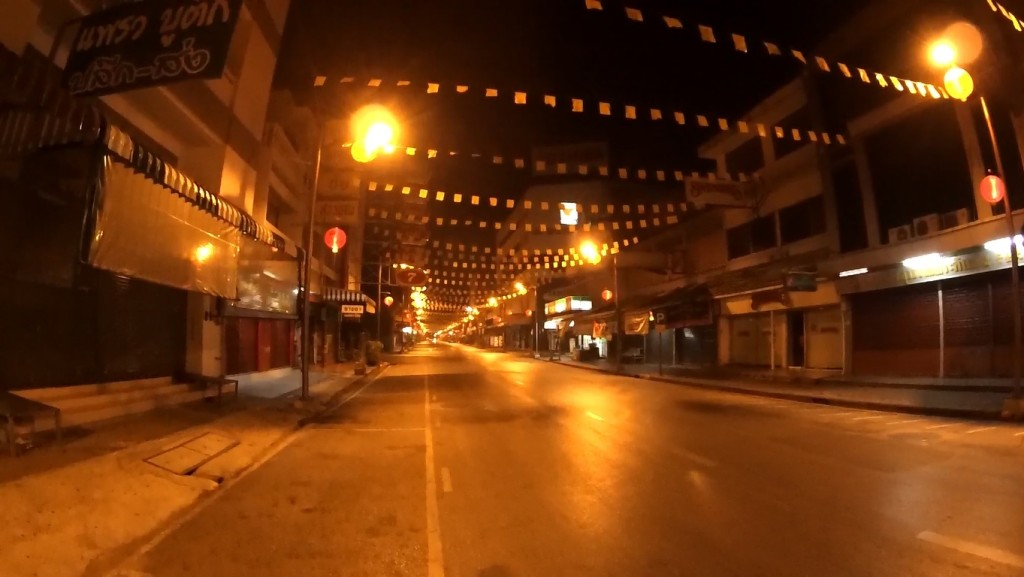 surat thani street