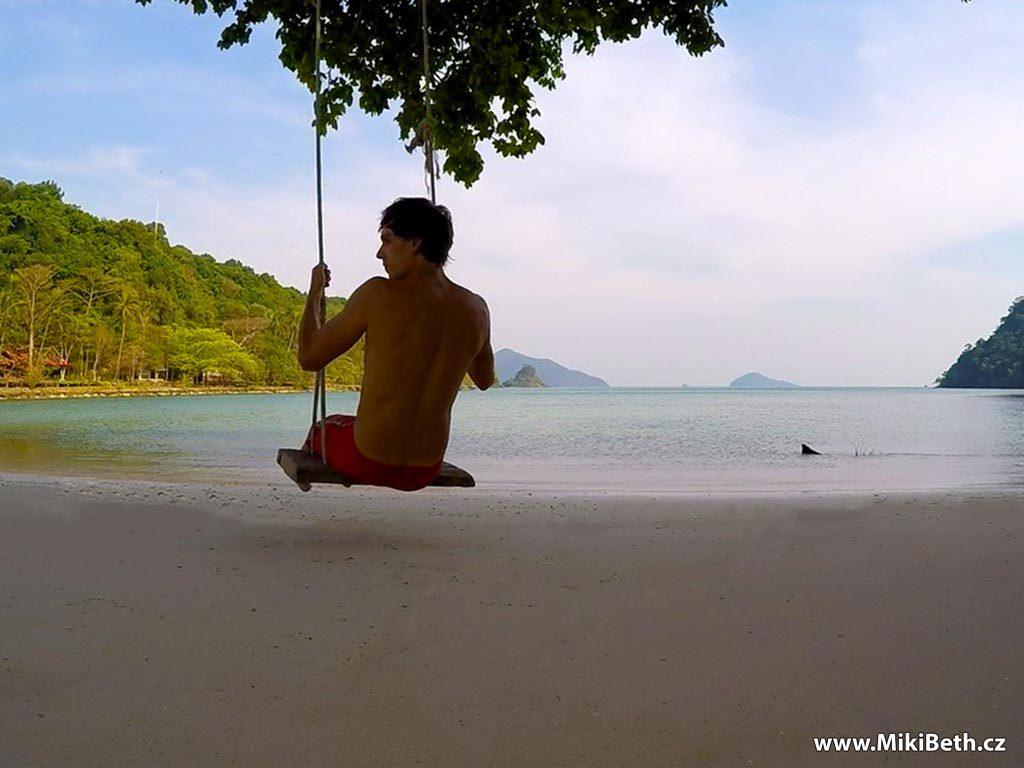 Koh Chang tajná pláž