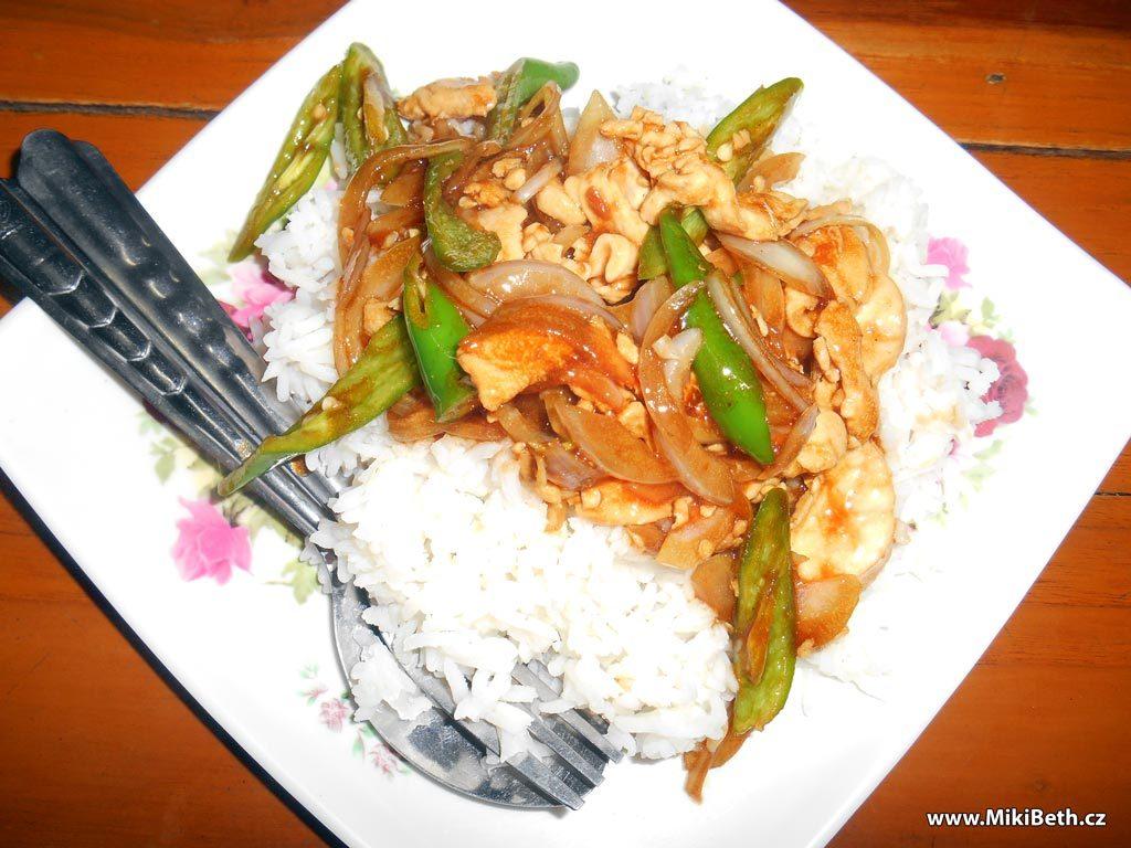 levné a lahodné jidlo v thajsku