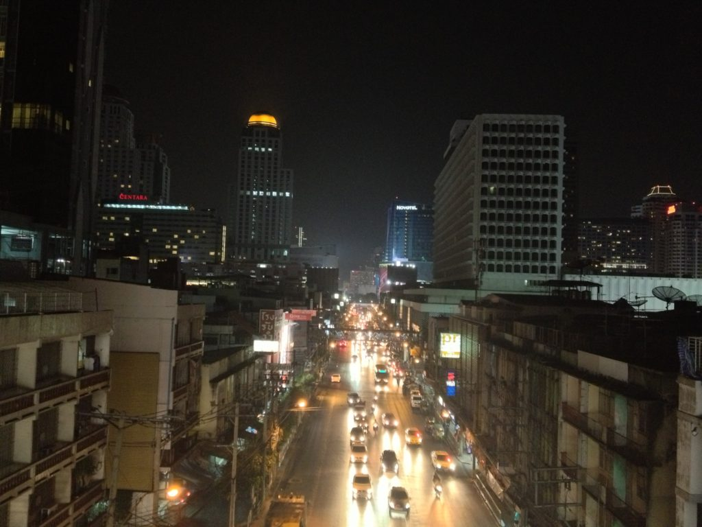 posledni den v bangkoku