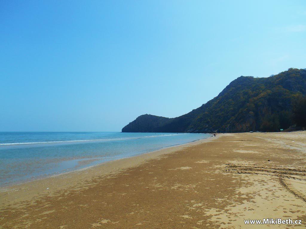 pranburi beach