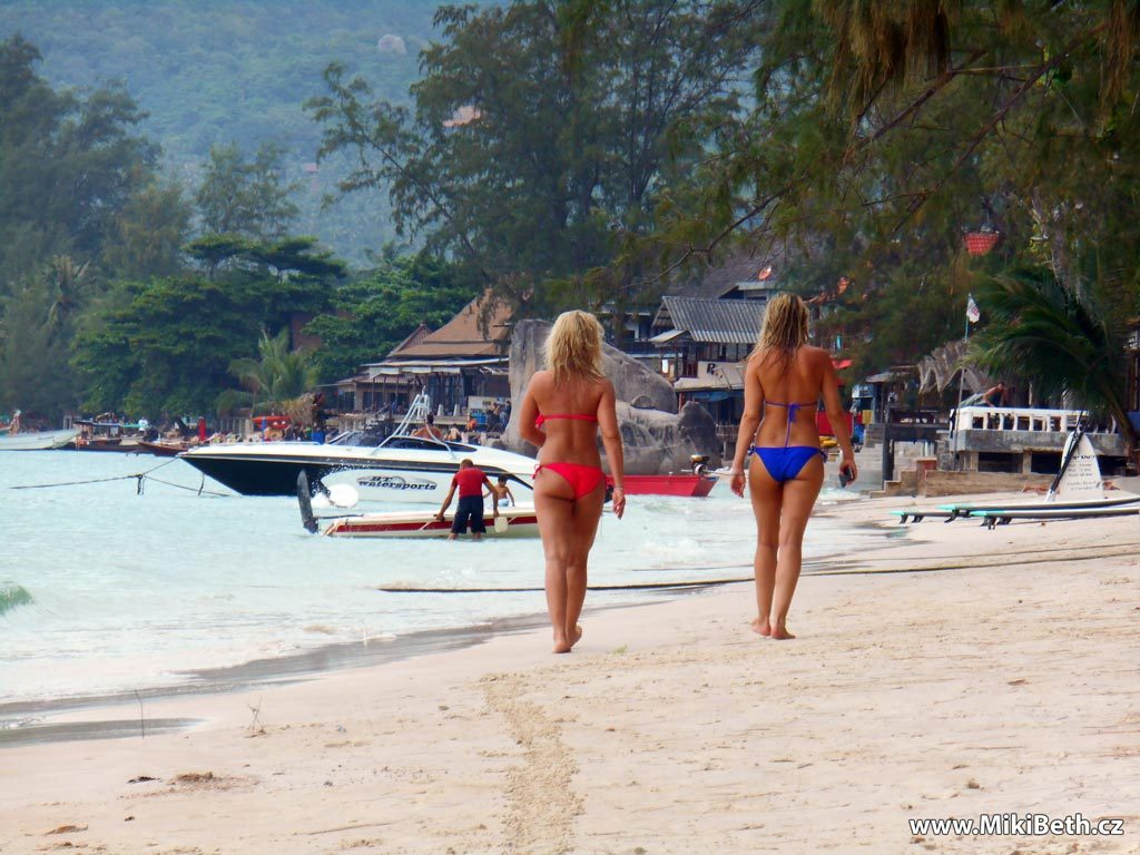 sairee beach koh tao
