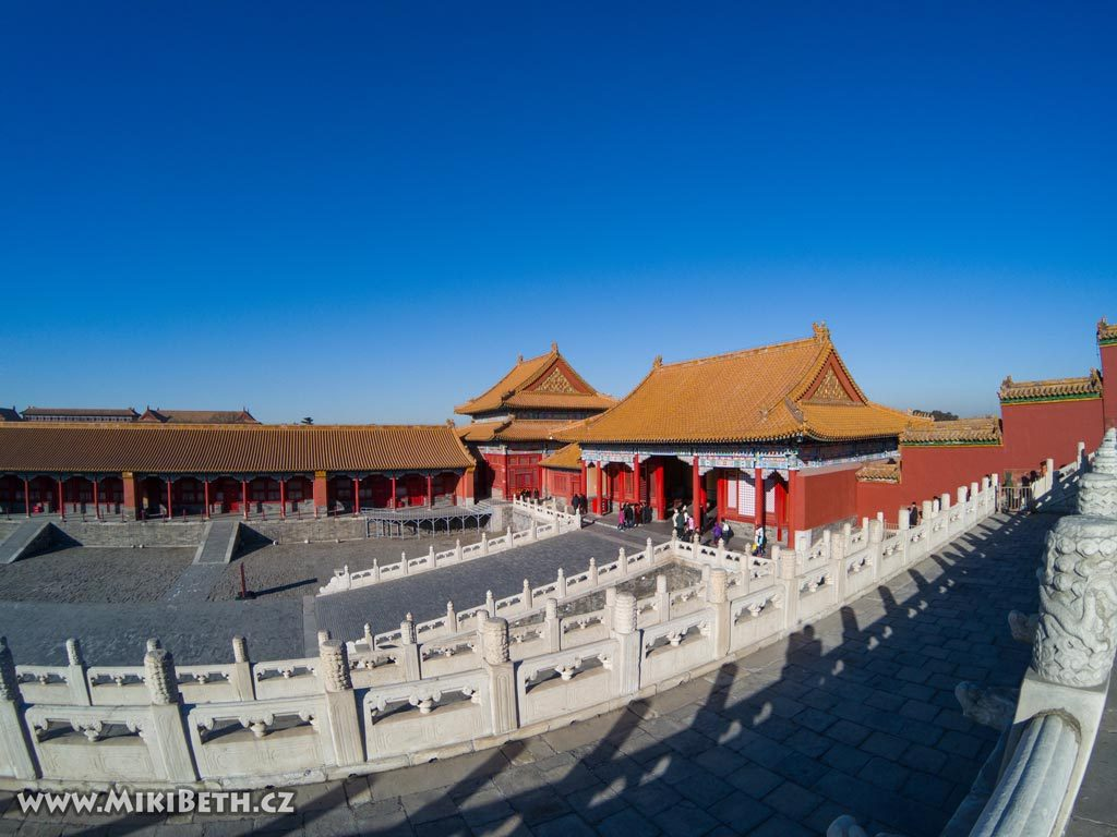 zakazane mesto peking